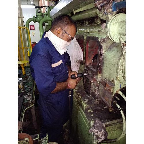 Metal Stitching of Engine Block