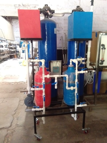 BATTERY WATER PLANT