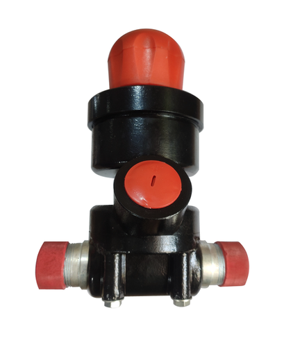 Abrasive / Thompson Metering Valves