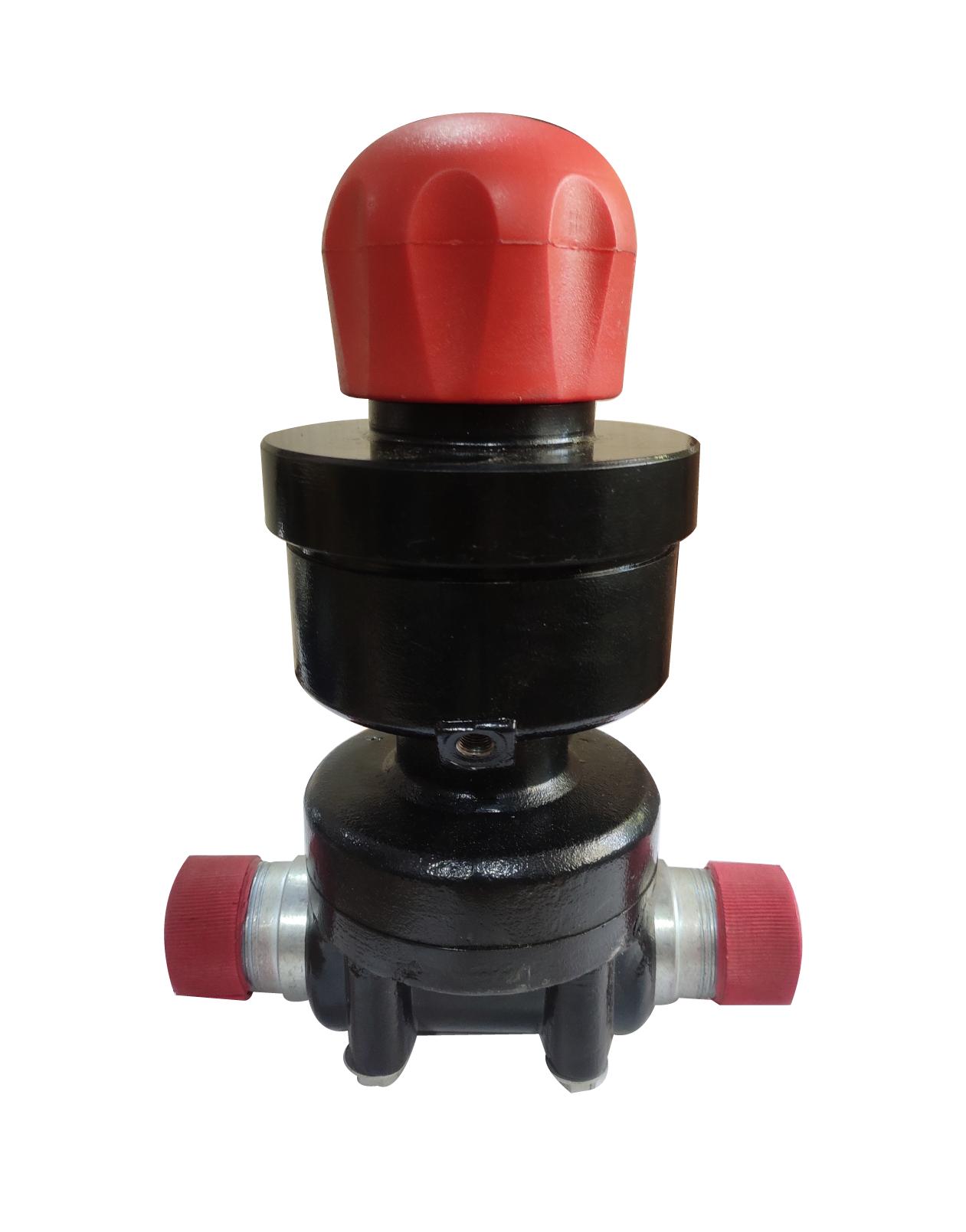 Abrasive / Thompson Metering Valves