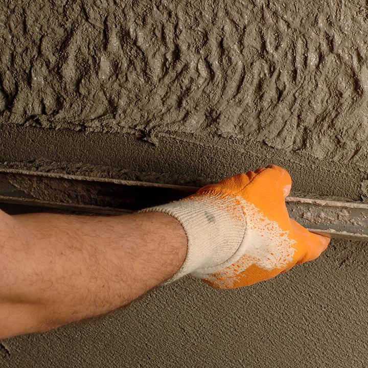 Cement-Based Machine Applied Plaster, Sivamatik Plus