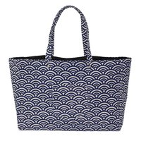 12 Oz Natural Canvas Tote Bag With Inside Polyester Lining