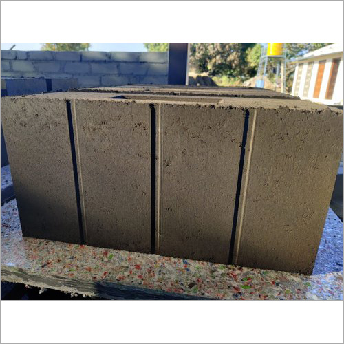 Solid Fly Ash Brick Pallet