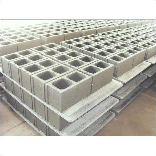 Concrete Block Pallets