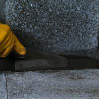Cement-Based Polymer Modified, Fiber Reinforced, High Strength Structural Repair Mortar, Fiberfix