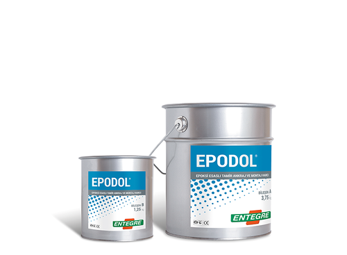 Epoxy Based Repair Anchorage and Installation Mortar, EPODOL