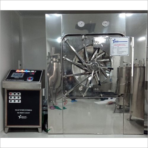 HPHV Rectangular Autoclave