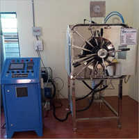 Stainless Steel Horizontal Industrial ETO Sterilizer