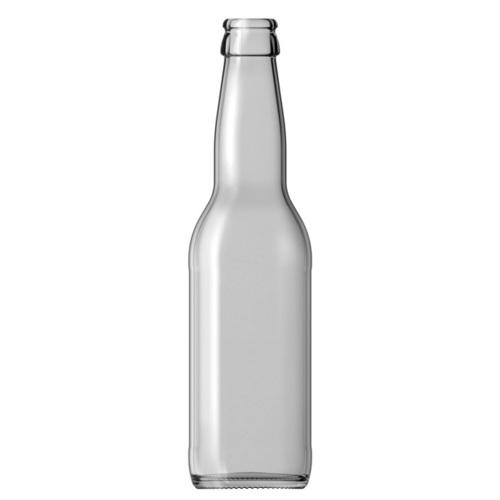 330 ML Round Glass Bottles