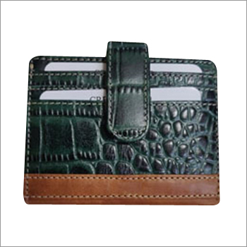 Mens Card Case Wallet