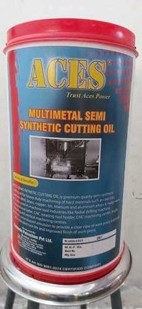 Semisynthetic Cutting Oil
