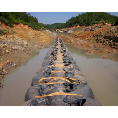 Geotextile Weight Pipeline Bag