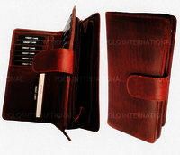 Leather Wallet with Multi functional slots Excellent for Official use