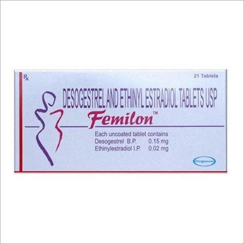 Desogestreland And Ethinylesrradiol Tablets USP