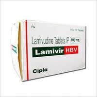 100mg Lamivudine Tablets