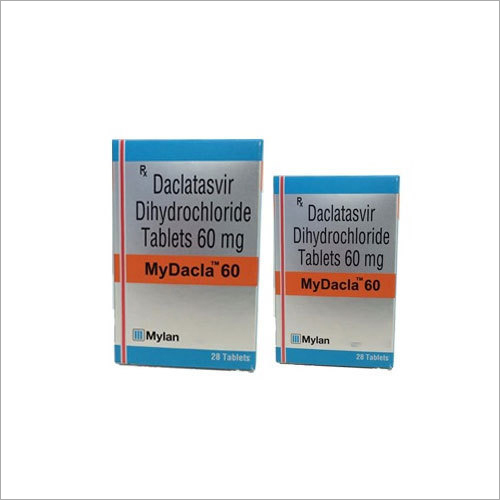 Daclatasvir Dhydrochlotide Tablets