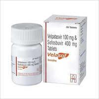 100 mg Velpatasvir and 400 mg Sofosbuvir Tablets