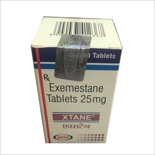 25 mg Exemestane Tablets