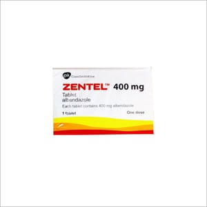 400 mg Albendazole Tablets