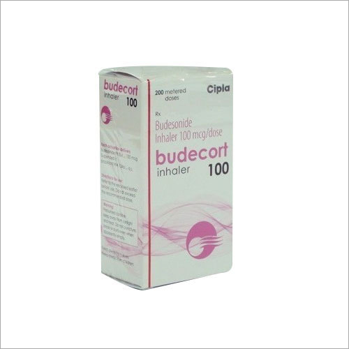 100 Budesonide Inhaler