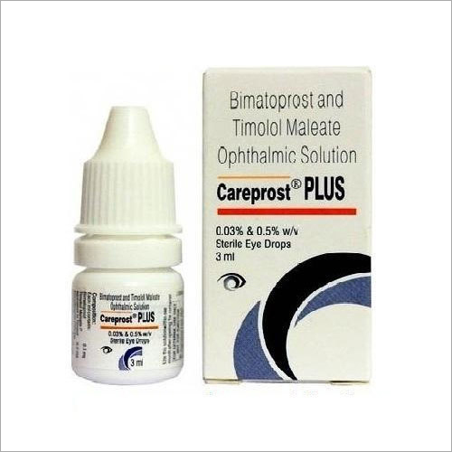 Bimatoprost and Timolol Maleate Ophthalmic Solution