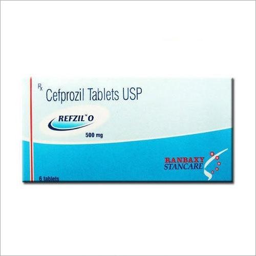 500 mg Cefprozil Tablets