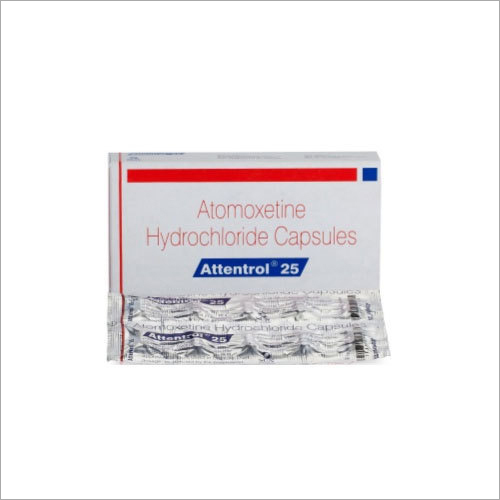 25mg Atomoxetine Hydrochloride Capsules