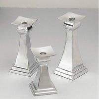 Aluminium Candle Holder Stand