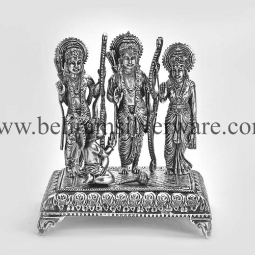 Nakshi Silver Ram Darbar