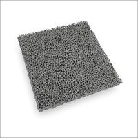 10-40ppi Refractory Silicon Carbide Ceramic Foam Filter