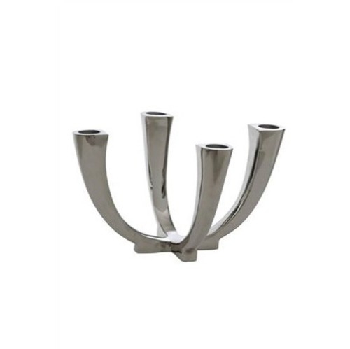 Aluminium Candle Holder Stand