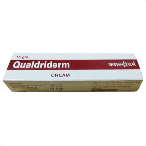 Qualdriderm Cream