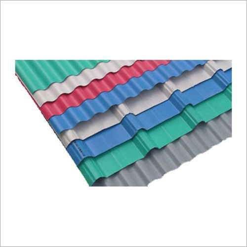 Mild Steel Colour Coated Sheets