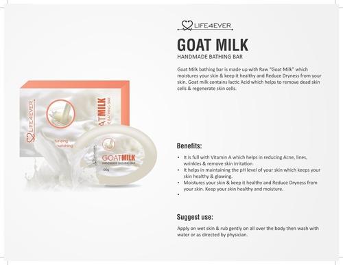 Goat Milk Soap 100 Gm