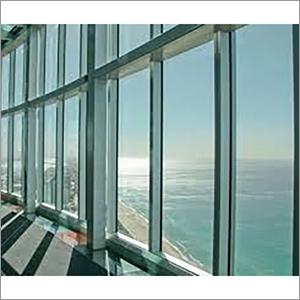 Aluminium Fixed Window
