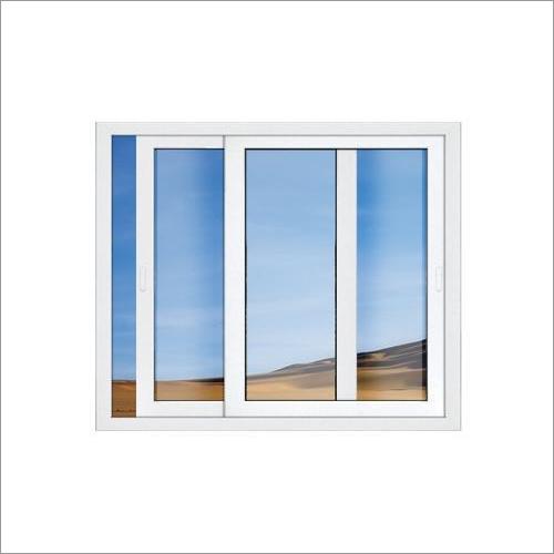 UPVC Fancy Sliding Window