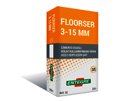Cement-Based Self-Spreading Levelling Screed,  FLOORSER(3-15 MM)