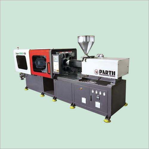 Servo Motor Horizontal Injection Molding Machine