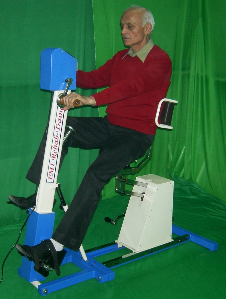 Rehab Trainer for Hand-knee Cycle, Manual (Adult Size)