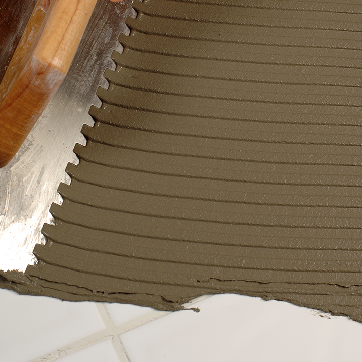 Cement-Based High Performance Elastic Adhesive Mortar, KAROFIX SUPER FLEX