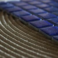 Cement-Based High Performance Tile Adhesive Mortar For Pools, KAROFIX POOL