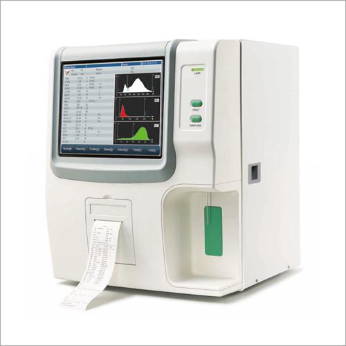 Veterinary Hematology Analyzer
