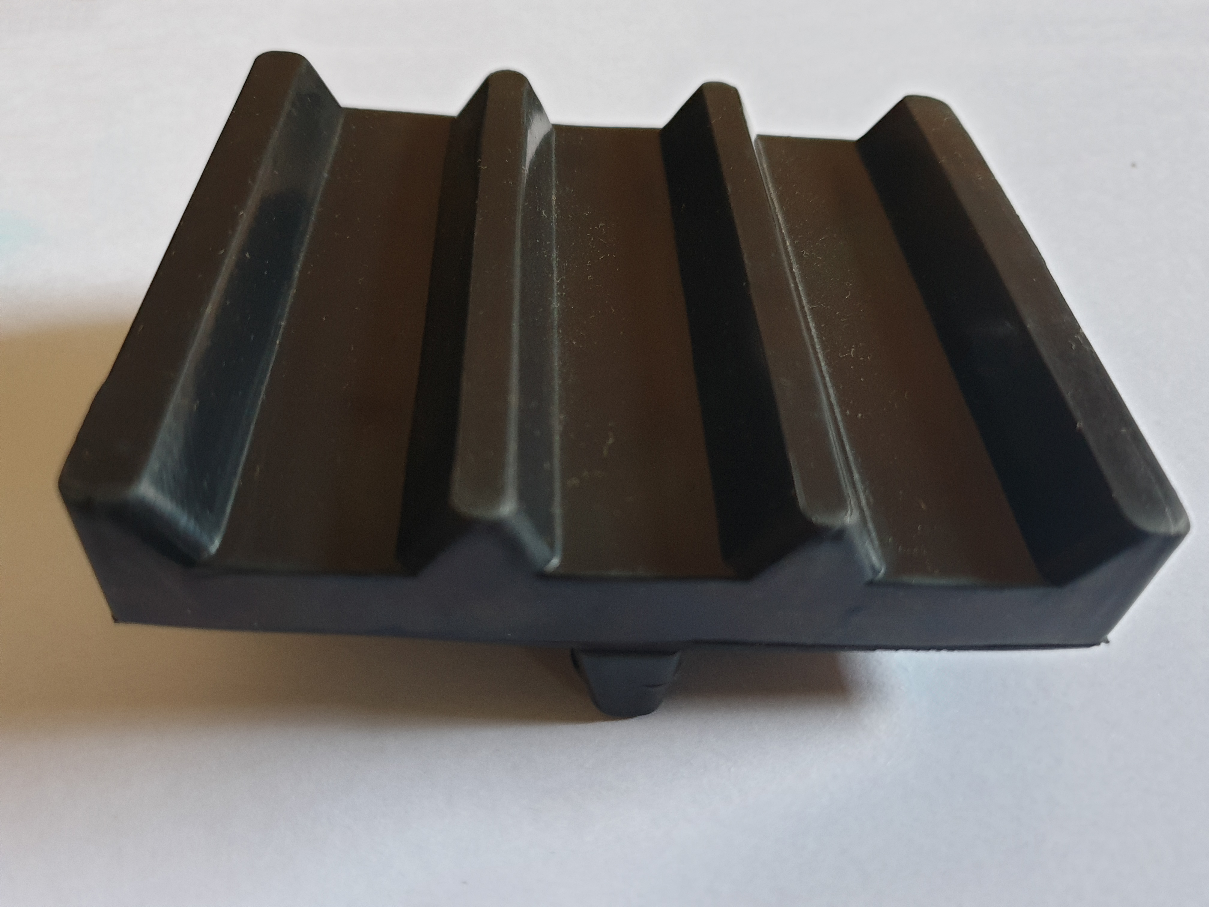 Groove Epdm Rubber Pad