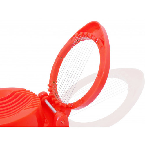 Plastic Multi Purpose Egg Cutter/Slicer