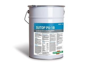 Polyurethane-Based UV Resistant Single Component Elastic Water Insulation Material, SUTOP PU-1B