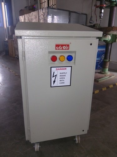Auto / Isolation Transformer For Cnc Machines Certifications: Iso 9001 : 2015
