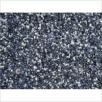 Black Metallic Granules Wall Texture