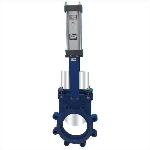 Electrical Knife Edge Gate Valve