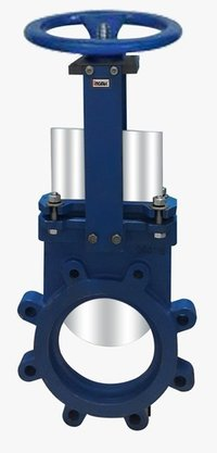 Manual Knife Edge Gate Valve