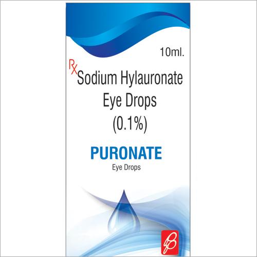 Sodium Hylauronate Eye Drops